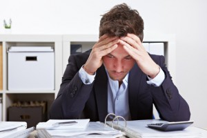 Burnout-erschöpft-ermüdet