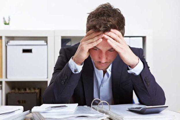 Kompetenzanalyse Burnout erschöpft
