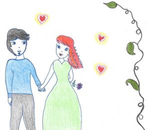 die wahre Liebe - Geschichte
