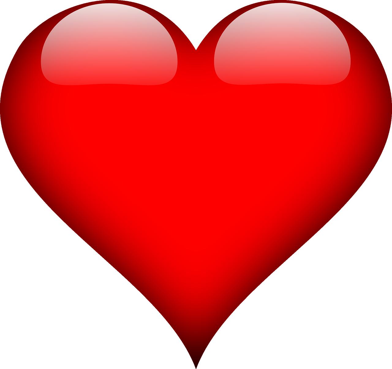 liebe dich - ein Herz für dich