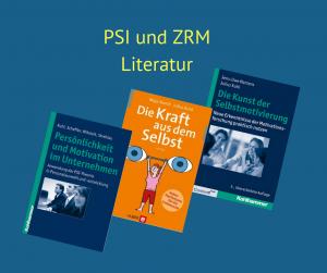 PSI- und ZRM- Literatur