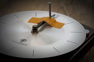Zeit ist Leben