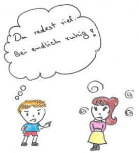 innere Kinder-Junge